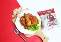 Cara Memasak Resep Ayam Goreng Bawang Putih + Krupuk Samiler