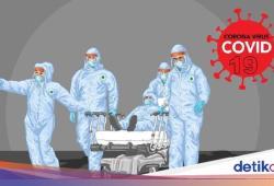 Cerita Gugus Tugas COVID-19 Riau Tetap Dicek Kesehatan Saat Sidak ke Daerah