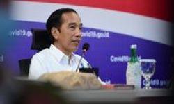 Jokowi Minta Penanganan Corona di 57 Daerah Risiko Tinggi Diprioritaskan