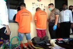 Polisi Tangkap Perampok-Pemerkosa Sadis di Sumsel, 1 Tewas Ditembak