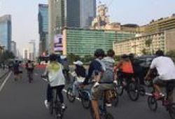 Video Suasana CFD Perdana di Jakarta Saat PSBB Transisi