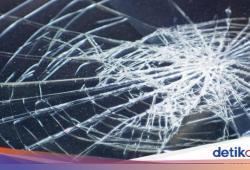 Kecelakaan Bus di Lampung Selatan, 1 Orang Tewas