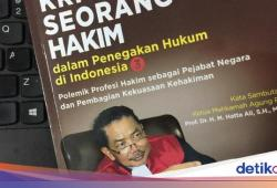 Di Bukunya, Hakim Binsar Gultom Nilai Ahok-Baiq Nuril Korban UU ITE