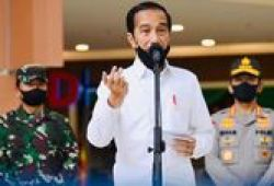 Jokowi Minta Polri Waspada Potensi Ancaman Stabilitas Keamanan Jelang Pilkada