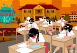 Pemda Wajib Tutup Kembali Sekolah Bila Ditemukan Kasus Corona
