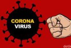 Tembus 130 Ribu, Ini Sebaran Kasus Corona di RI Per 12 Agustus