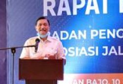 Ditunjuk Jokowi Tangani COVID-19, Luhut: Saya Hanya Manajer