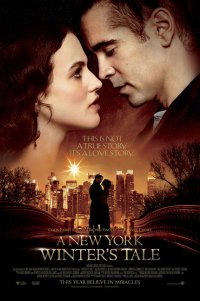 Poster for 2014 romantic fantasy A New York Winter's Tale