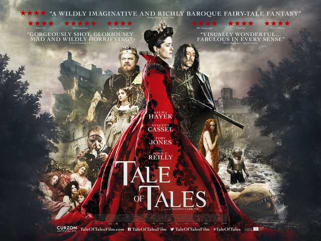 Image result for Tale of Tales poster