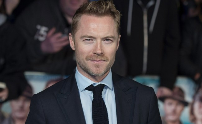 Ronan Keating Pays Emotional Tribute To Late Boyzone