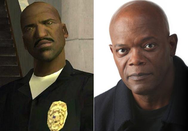 Samuel Jackson as Tenpenny GTA