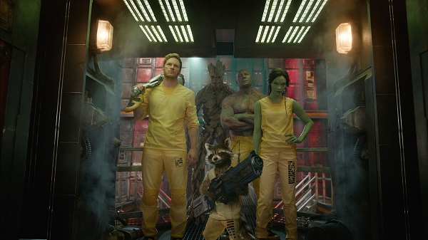 Guardians Of The Galaxy - hell yay