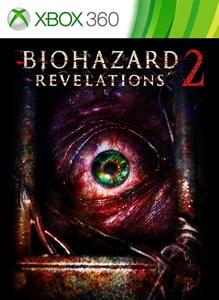 Resident evil revelations 2 boxart