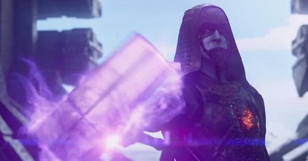 guardians of the galaxy - ronan