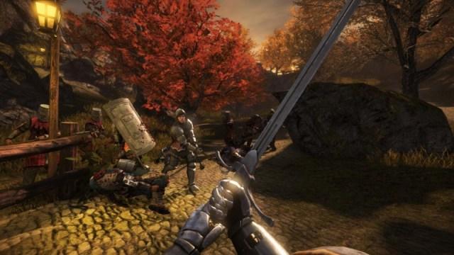 Chivalry Medieval Warfare screenshot sword