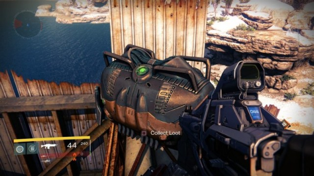 Destiny loot chest