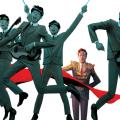 The Fifth Beatle Harvey Awards