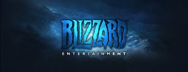Blizzard logo wide