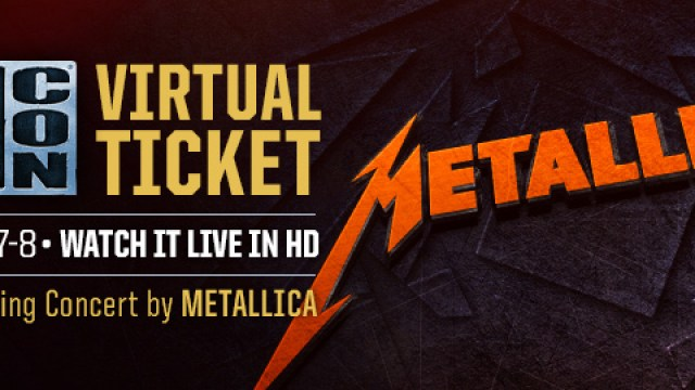 Metallica concert blizzard 2014