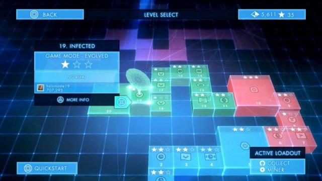 Geometry Wars 3 adventure mode