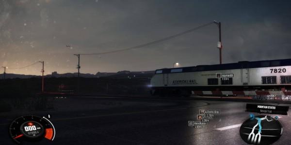 EL PASO train