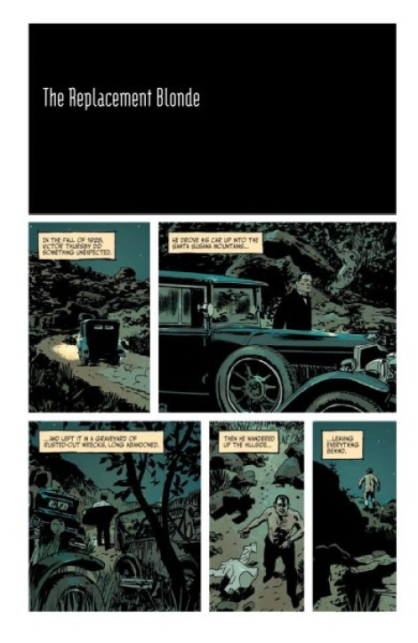 The Fade Out #3 Page 1