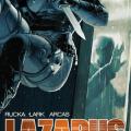 Lazarus #13 cover
