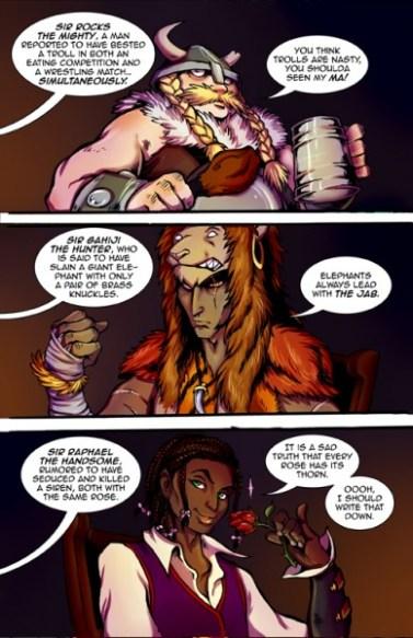 Princeless Volume 2 page 2