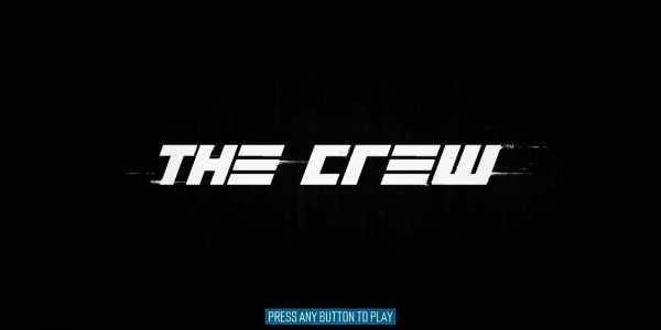 The Crew Title Screen