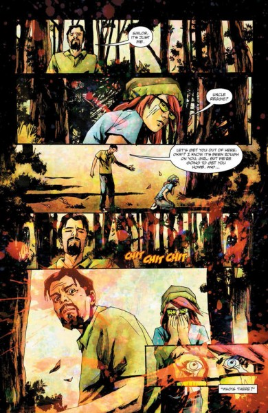 Wytches #2 - 3