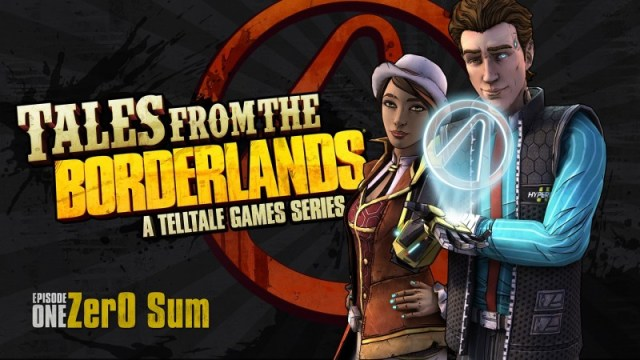 Tales from the borderlands episode one logo 1