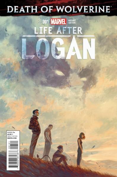 Best 2014 Death of Wolverine Life After Logan Variant