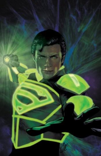 Cat Staggs Smallville Cover