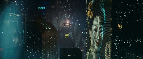 blade runner - los angeles