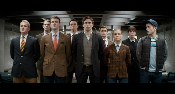 kingsman - the candidates