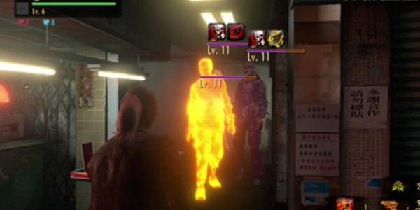 RE revelations 2 raid mode enemy
