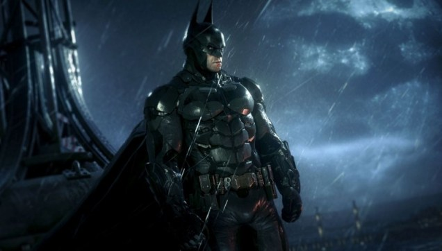 Arkham Knight large Batman