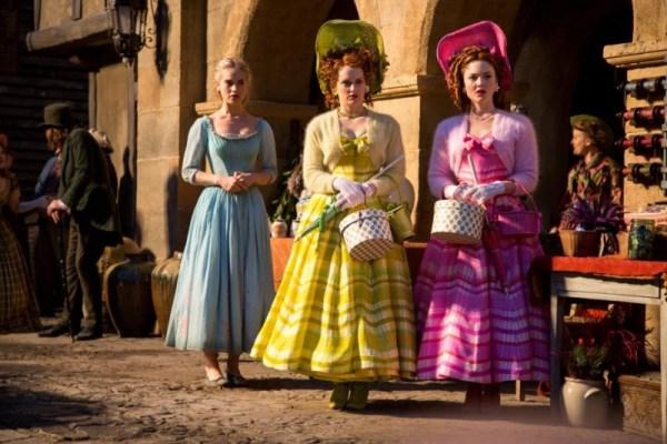 Cinderella-Step-Sisters