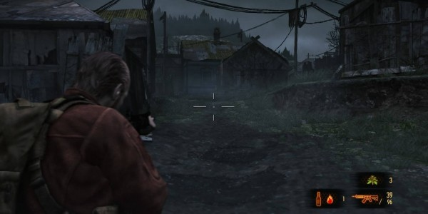 Resident evil revelations 2 barry shooting