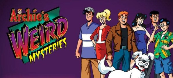 Archies Weird Mysteries banner