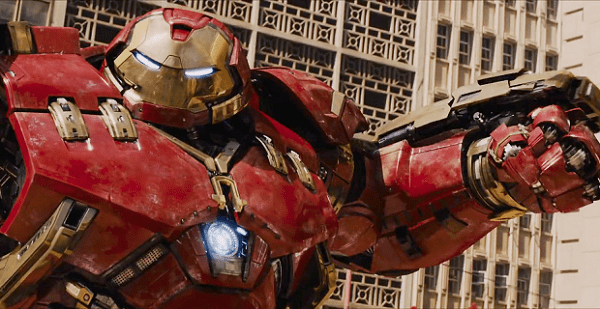 avengers age of ultron - hulkbuster armour