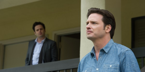 """L to R, Luke Kirby and Aden Young - in the SundanceTV original series """"Rectify"""" - Photo Credit: Curtis Baker"""