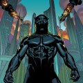 Black Panther #1 Cover Stelfreeze