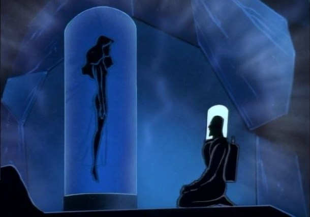Victor Fries (Mister Freeze), Nora Fries - Batman- The Animated Series