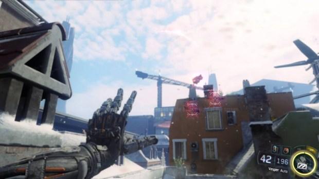 Call of Duty blops drones control