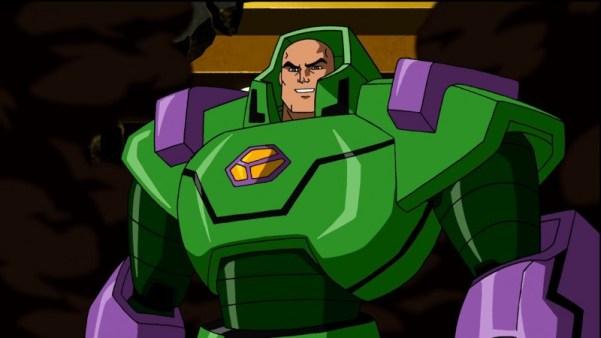 Lex Luthor (in the Warsuit) - Superman-Batman- Public Enemies