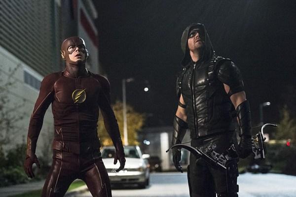 The Flash, Green Arrow - The Flash