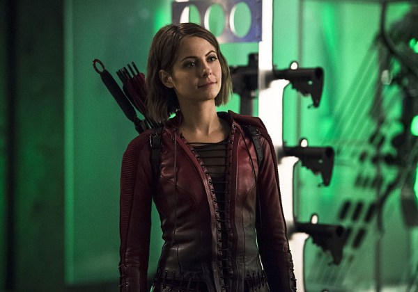 Thea Queen - The Flash