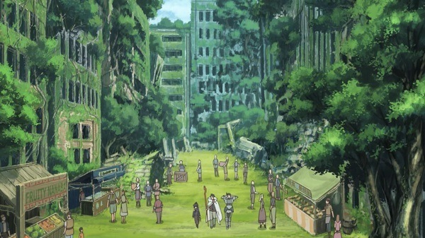 log horizon still