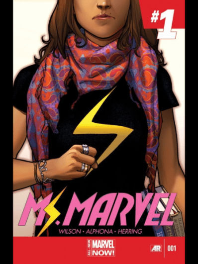 ms marvel #1 dwayne mcduffie award